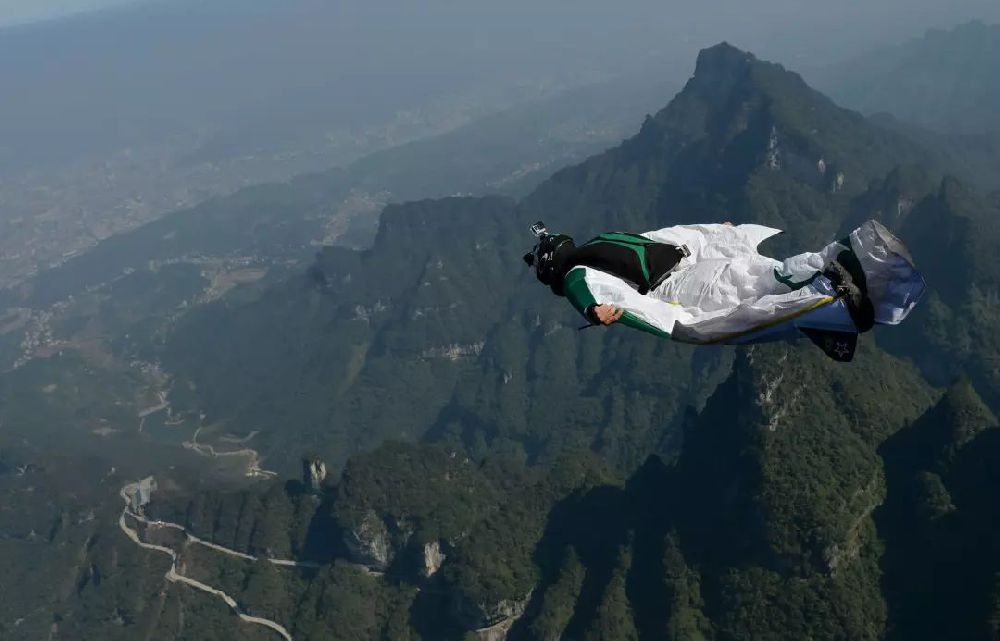 2019重庆武隆羊角古镇翼装飞行表演时间、路线、直播入口
