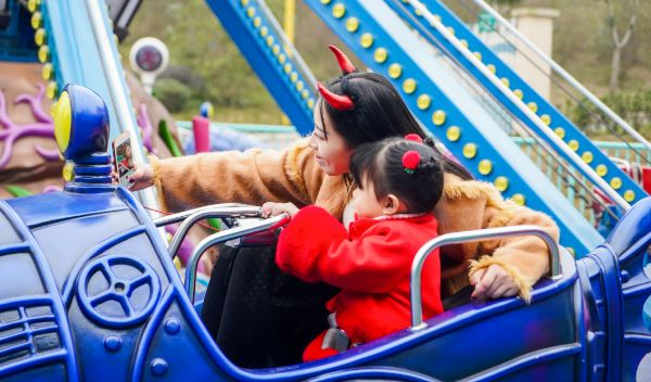 2019重庆欢乐谷母亲节优惠门票购买方式