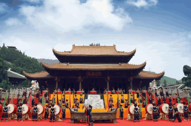2019重庆乌江苗族踩花山节游玩全攻略(时间、活动、路线)