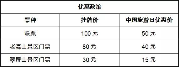 2019重庆綦江区中国旅游日免费景点介绍