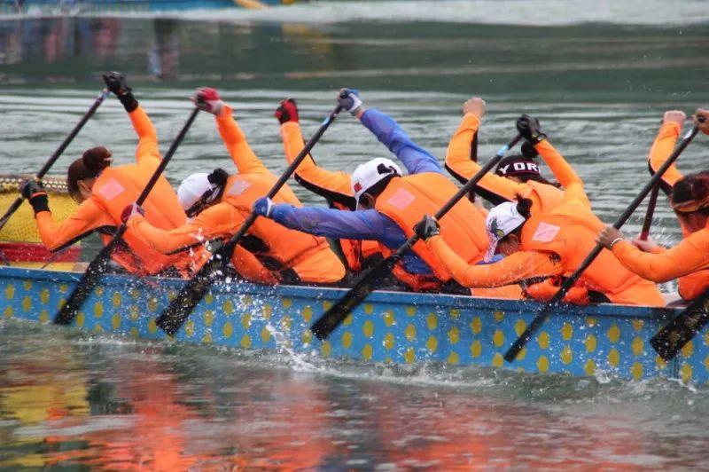 2019重庆市龙舟公开赛(武隆站)时间、地点
