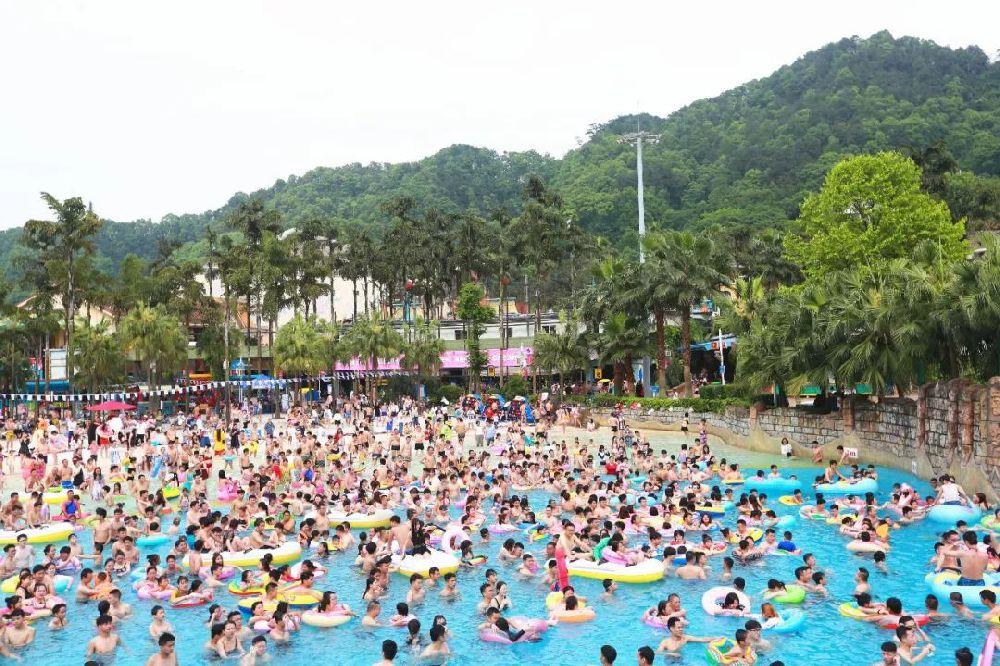 2019重庆加勒比海水世界儿童节游玩攻略(8元特惠门票)