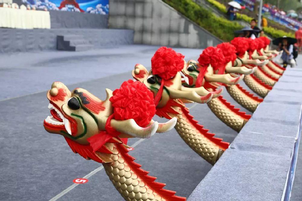 2019重庆市龙舟公开赛时间、站点、观赛攻略