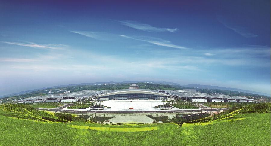 2019年重庆国际车展交通攻略(轻轨、公交、自驾)