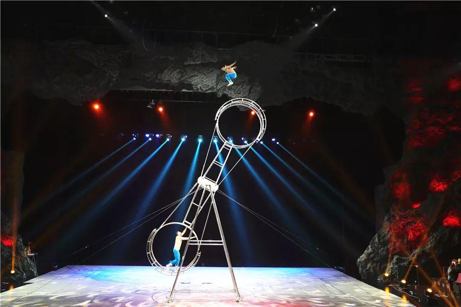 2019重庆魔幻之都杂技秀时间、地点、门票