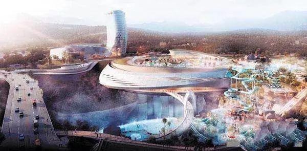 长沙湘江欢乐城冰雪世界最新进展(持续更新)