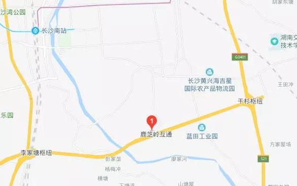 湖南航天科幻城地址
