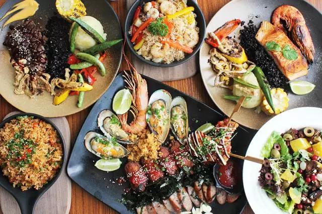 泉州高颜值创意料理餐厅盘点