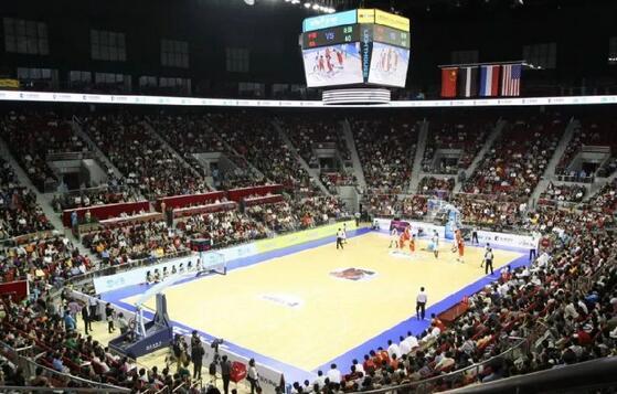 2019篮球世界杯预选赛上海宝山比赛门票今开售