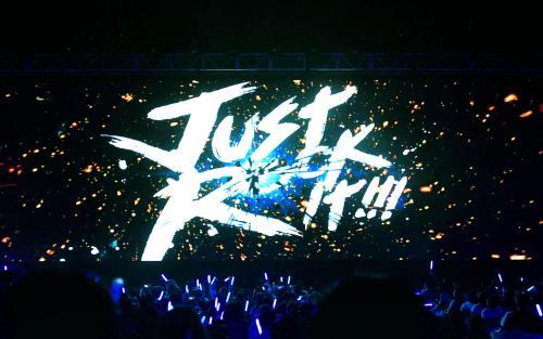 2018曹格演唱会惠州站
