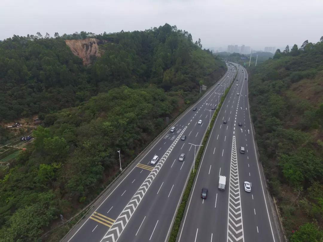 5月1日起清平高速二期免费通行