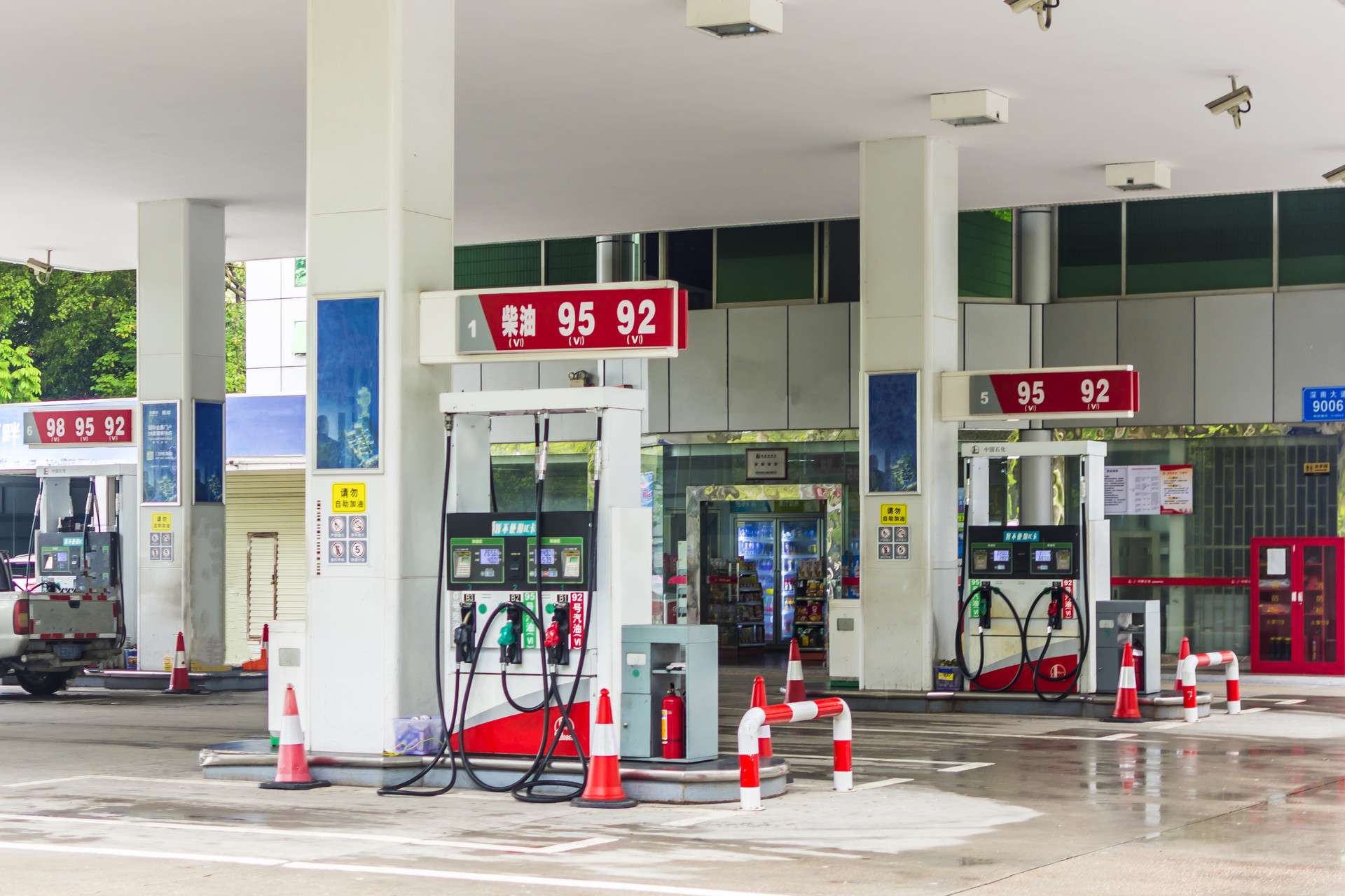 5月13日起国内成品油价格按机制下调 每吨均降低75元