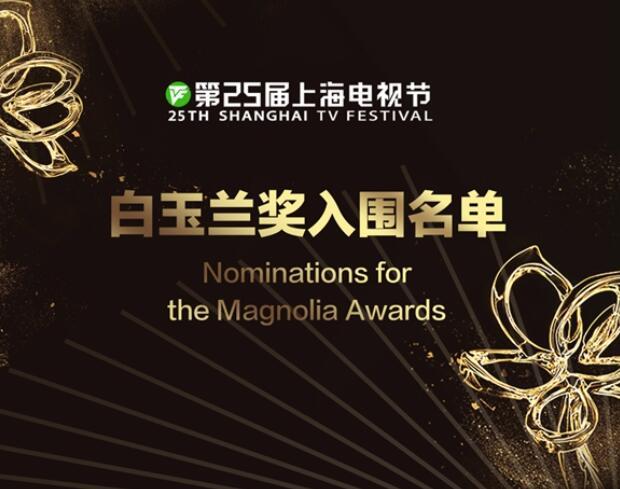 第25届上海电视节白玉兰奖入围名单公布