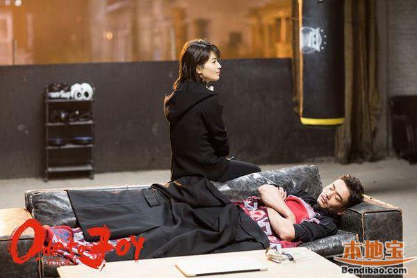 《欢乐颂2》安迪奇点恋情终结 樊胜美成讨论热点