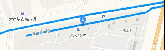 东莞万江大莲塘社区停车收费尺度 一览