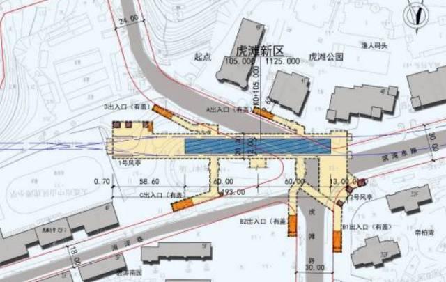 大连地铁5号线3月30日正式开工 预计2021年12月通车试运营图片