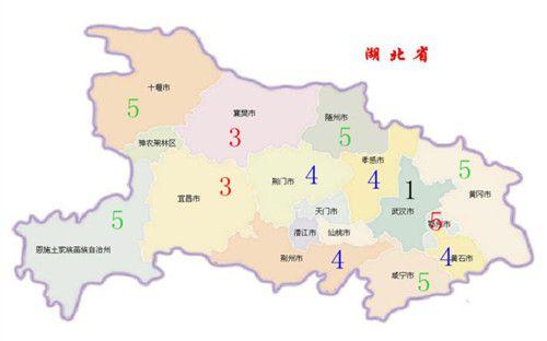 2013商业城市排名出炉:鄂州屈居五线城市
