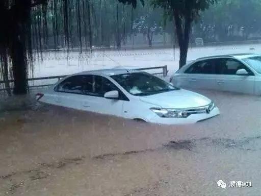 佛山南海区易水浸路段一览