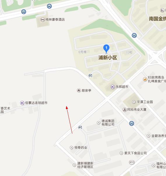 福州共有产权房房源(位置+面积)