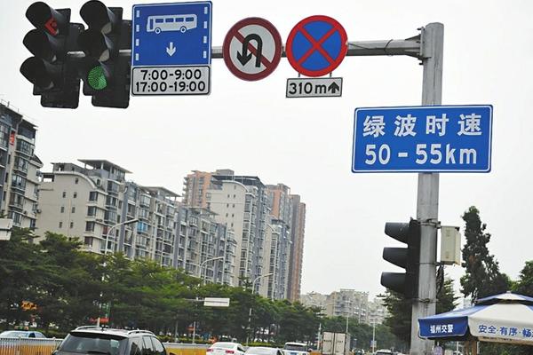 福州浦上大道改造 再增3车道