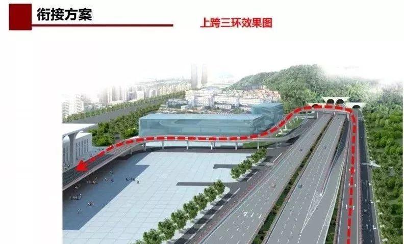 福州三环辅路跨福飞路高架桥2019春节前将建成