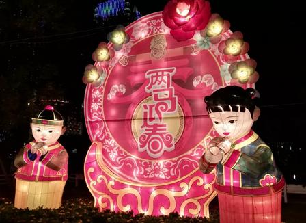 2018福州元宵灯会马尾区观赏攻略及停车区域
