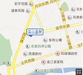 福州周边泡温泉好去处(附交通路线)