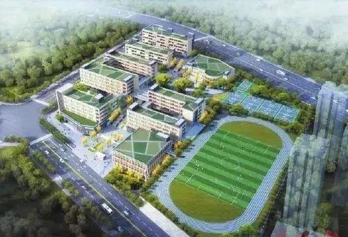 福州三中晋安校区建设最新进展