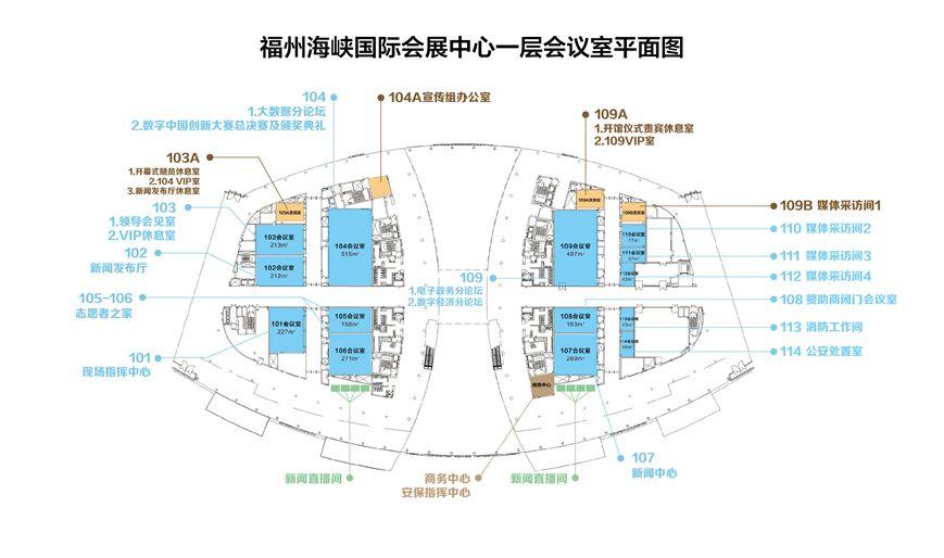 2019数字中国创新大赛总决赛及颁奖仪式(时间 地点)