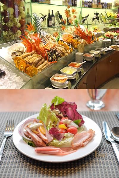 广州高大上又性价比高的自助餐厅
