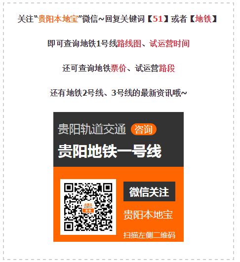 贵阳地铁1号线最新消息(持续关注)