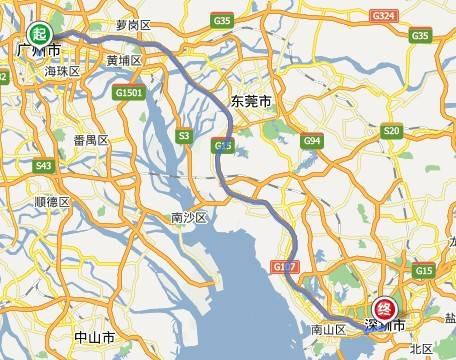 从广州到深圳怎么坐车?(含汽车、火车、自驾车)