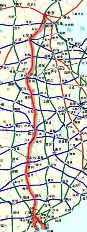 郑州到许昌_京港澳高速公路地图 京珠高速地图- 广州本地宝