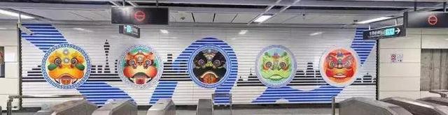 广州地铁9号线广州北站内部图片及介绍一览(图)