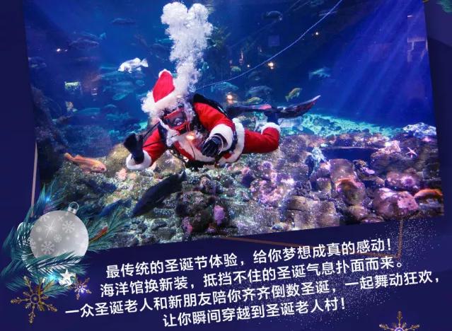 2017圣诞节广州正佳极地海洋世界门票多少钱?