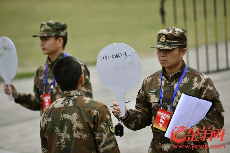 公安边防部队选拔反恐特战队员 体能高消耗下还要缺氧心算