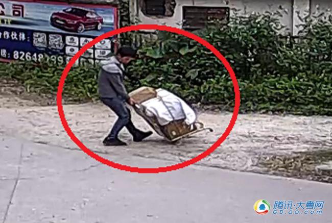 增城一别墅珍藏名酒被盗案告破 小偷用手推车运走上百瓶名酒