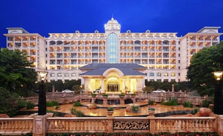 广州增城恒大酒店2017年五一推788元酒店特价套票