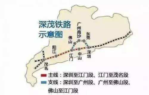 2017深茂铁路阳茂段架梁任务完成过半 一期2018年6月底通车
