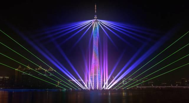 2017广州国际灯光节10月27日起开幕