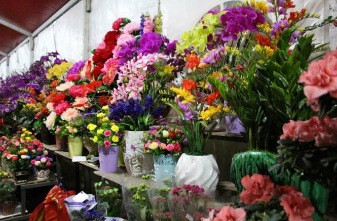 2018广州黄埔区花市档位招标时间、地点及价格一览