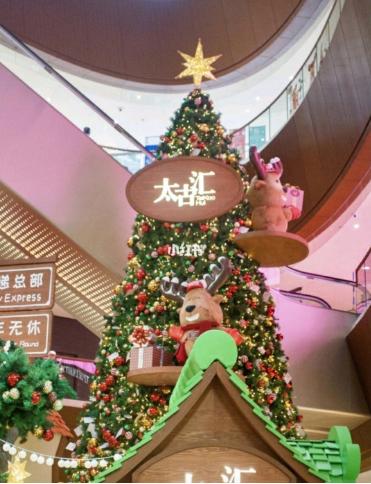 2018广州圣诞节哪里有圣诞树?广州圣诞树大搜罗(组图)