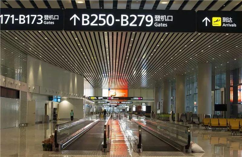 广州白云机场2号航站楼首批进驻的航空公司及航班信息一览