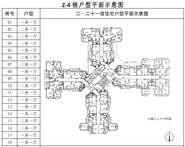 2018广州南悦花苑外地人公租房户型图(2)