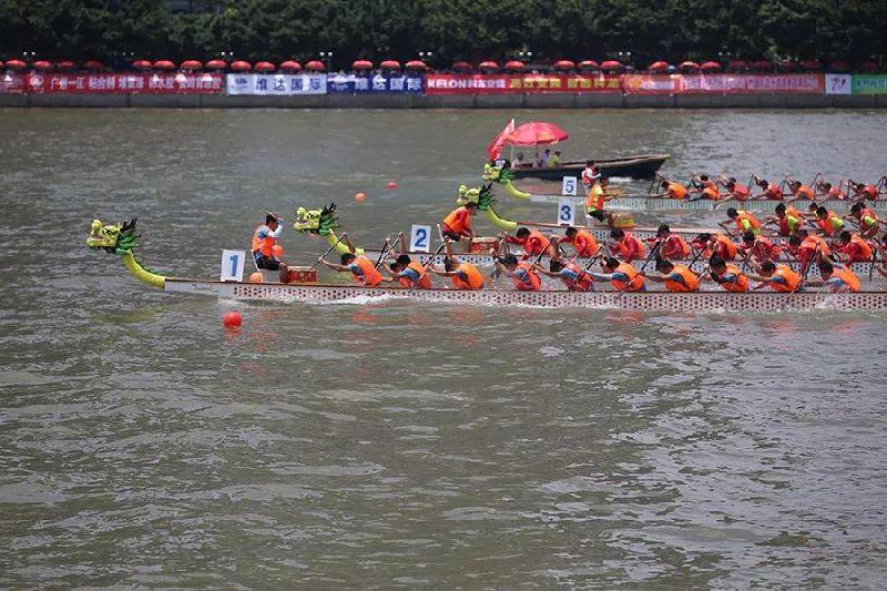 2018广州国际龙舟邀请赛(时间 地点 主题)一览