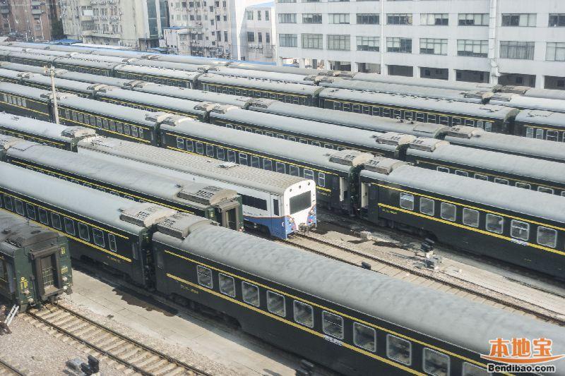 受台风艾云尼影响 6月2日-6月8日广铁临时停运列车一览