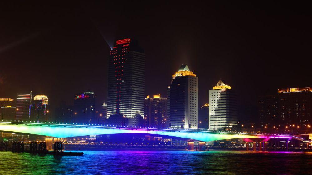 2019广州灯光节珠江五座桥梁作品展示时间一览