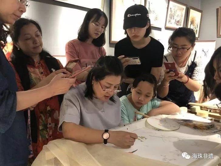 2019年广州海珠非遗开放日有什么活动?