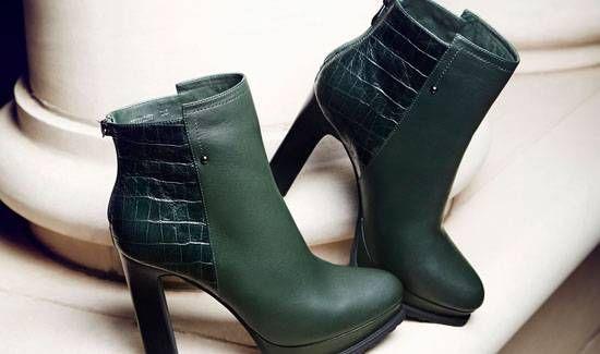 千百对女鞋2013新款推荐 千百度女鞋2013冬季新款