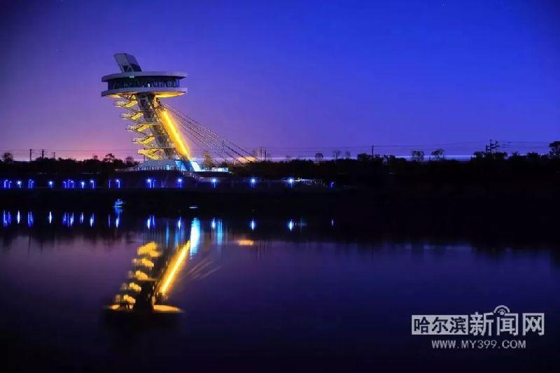 哈尔滨江北观光塔游玩攻略(开放时间、门票、交通)